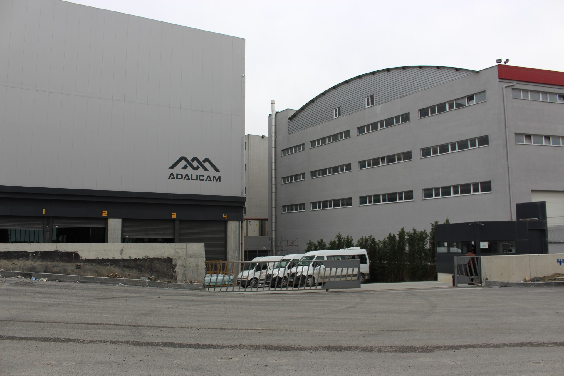 Fabrika-Güvenligi